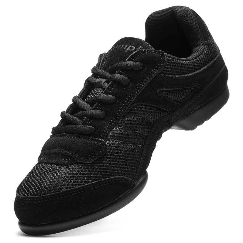 8bac3819137 Rumpf sneakers samba med spaltsåler - Køb gode dansesneakers