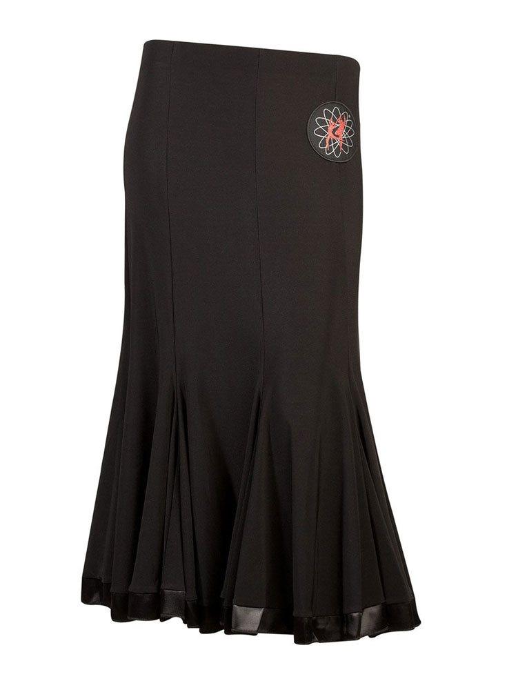 Supadance lang nederdel med vidde til standard
