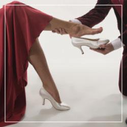 41fc61b4851 Dansesko til standard - HappyDanceFeet - dansesko til damer